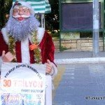 Santa Claus Is Coming To…Fethiye