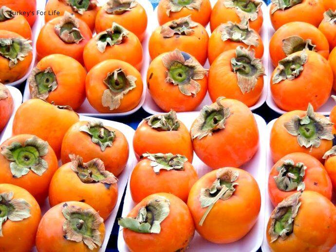 Persimmon Fruit Hurma