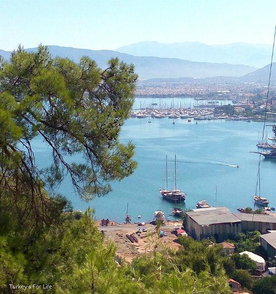 Fethiye To Kayaköy Views