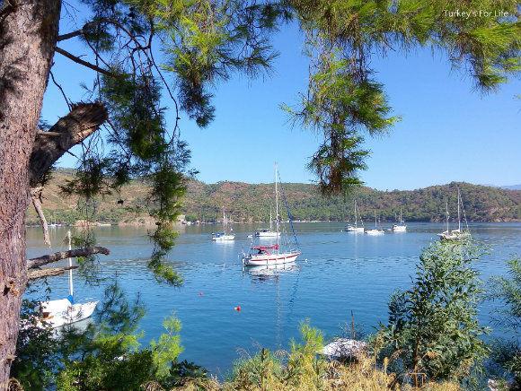 Karagözler Views In Fethiye