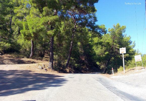 Fethiye To Kayaköy Walking Route