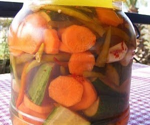 Tursu Turkish Pickles