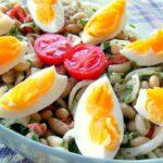 Antalya Style Piyaz Recipe