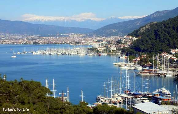 Walk The Fethiye Peninsula