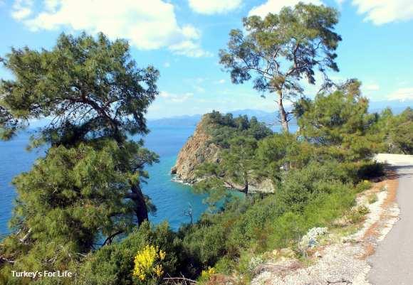 Views From Fethiye Peninsula