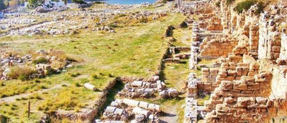 Knidos Aegean Mediterranean