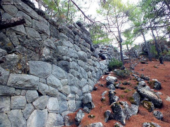 Cadianda City Walls