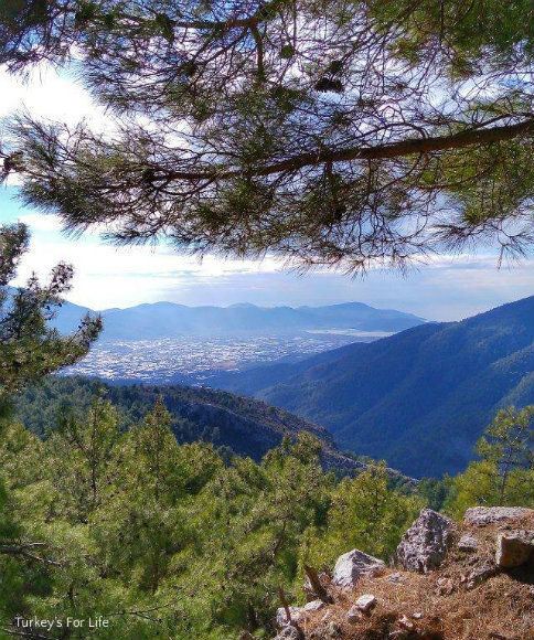 Fethiye Views From Cadianda