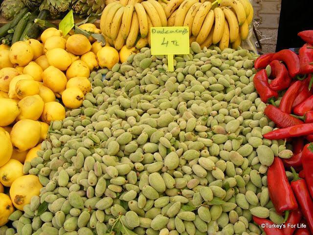 Çağla - Unripe Almonds