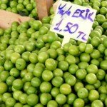 Erik Or Unripe Plums – Seasonal Food in Turkey
