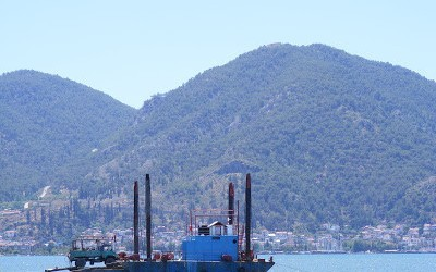 Changes In Fethiye Harbour