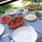 Turkish Breakfast & Unsettled Fethiye Weather