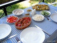Turkish Village Breakfast