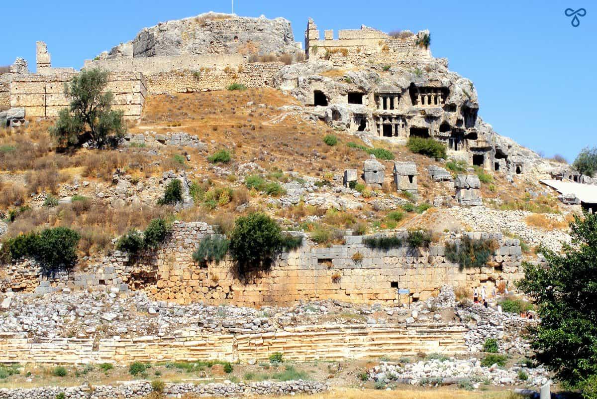 Tlos Roman Ruins, Turkey