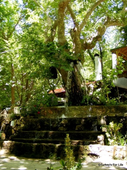 Tlos Yaka Park Fethiye
