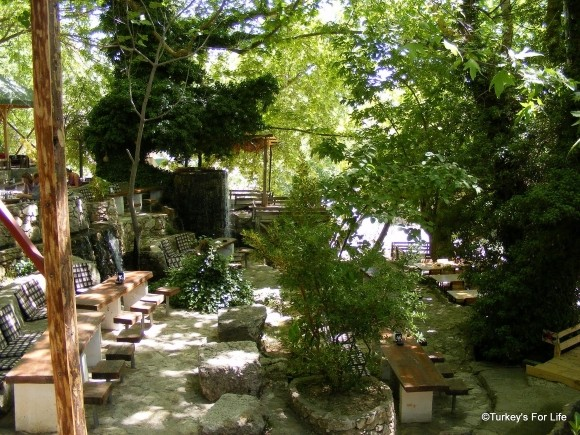 Yaka Park Tlos Fethiye Day Trip
