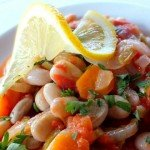 Turkish Barbunya Pilaki Recipe – Borlotti Beans In A Tomato & Olive Oil Stew
