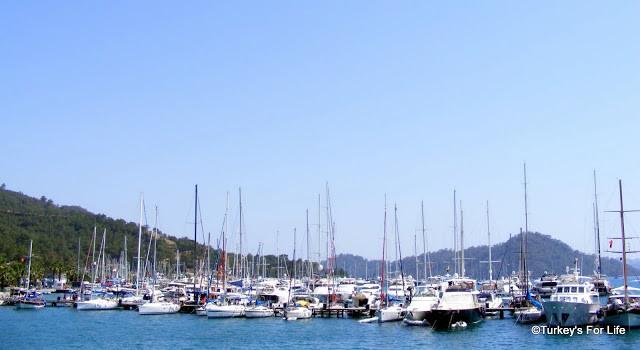 Göcek Marina, Turkey