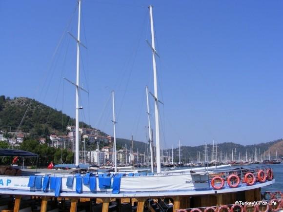 Fethiye Gocek Boat Trips
