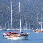 Private Boat Trips In Fethiye – The Bays; Just A Perfect Day