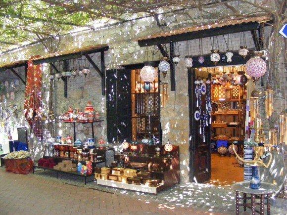 Paspatur Sounvenir Shop, Fethiye