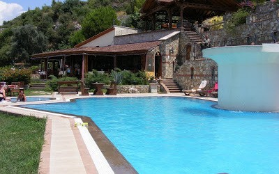 Sundial Hotel Swimming Pool Fethiye Turkey