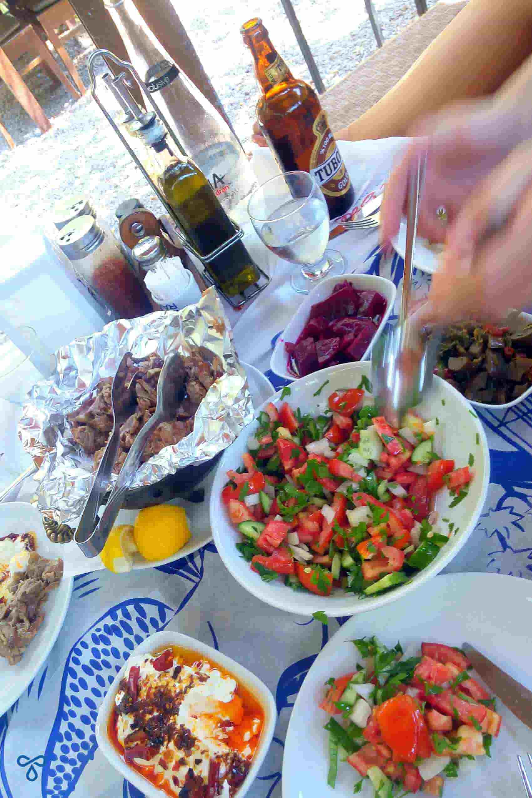 Cin Bal Feast Kayaköy