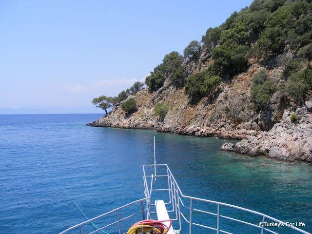 Fethiye Bays Boat Trips