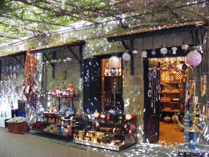 Gift Shop Paspatur Fethiye