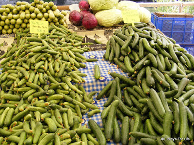 Seasonal Food At Fethiye Market