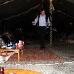 Eating & Drinking – The Tents, Çalış Beach