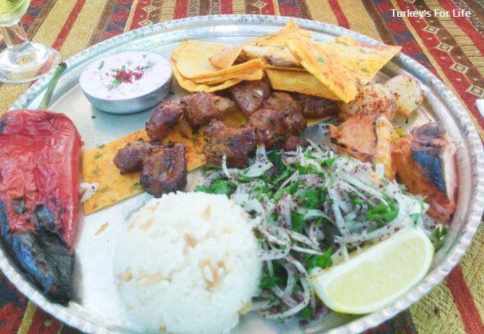 Mozaik Bahçe Restaurant Fethiye