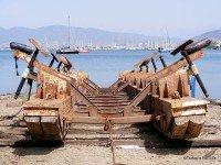 Fethiye Boatyard, Karagözler