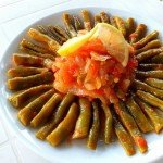 Turkish Green Beans In Olive Oil Recipe - Zeytinyagli Taze Fasulye