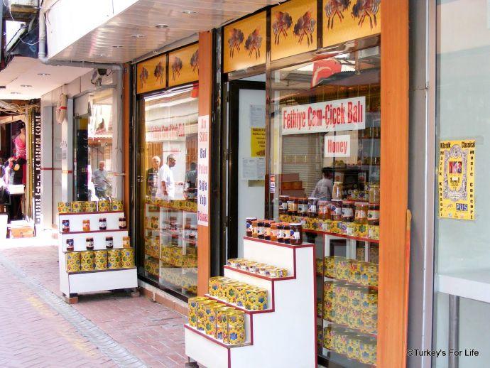 Fethiye Honey Shop