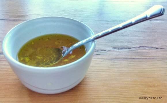 Dressing For Green Lentil Soup