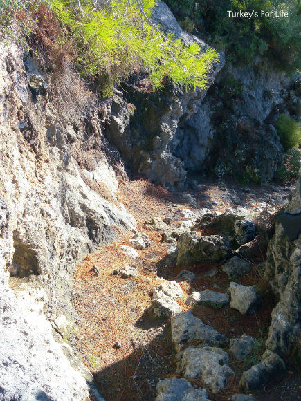 Kayaköy To Ölüdeniz Footpath