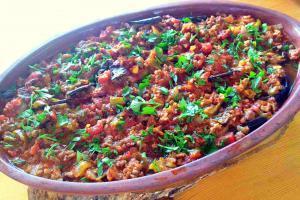 Turkish Musakka Recipe