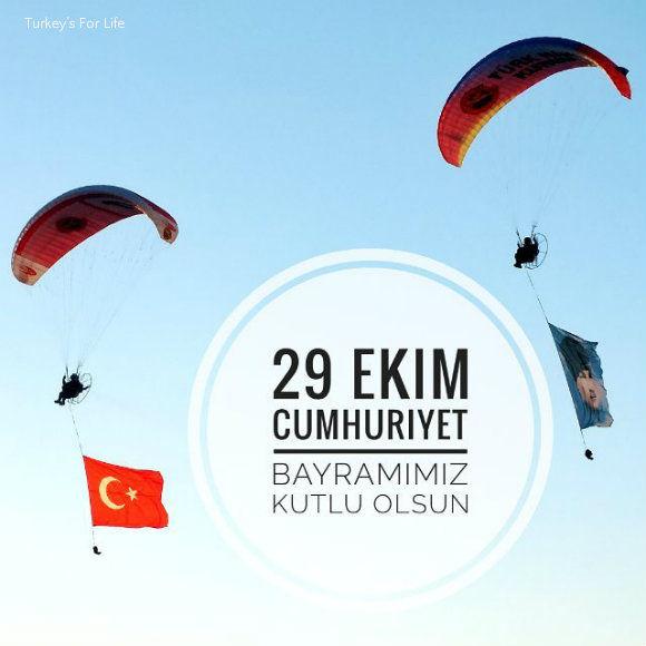Republic Day - Cumhuriyet Bayrami