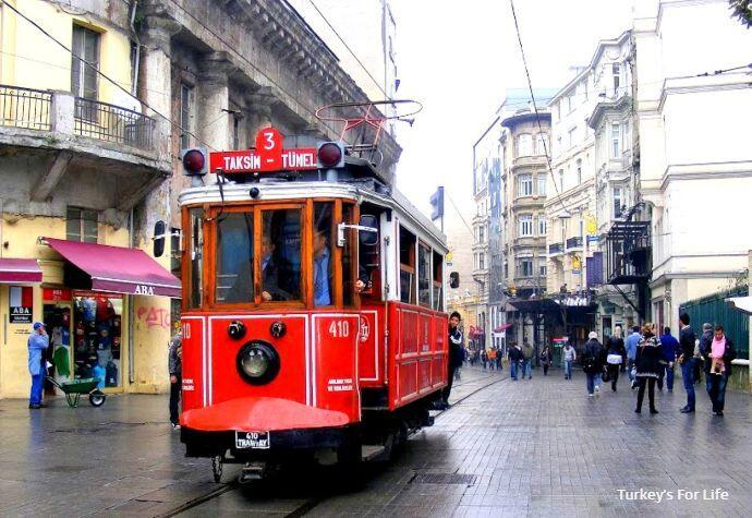 Taksim Tünel Tram, Istanbul