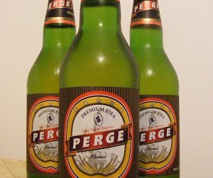 Perge Beer From Antalya