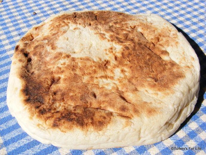 Bazlama Turkish Village Bread