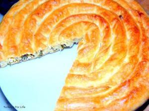 Kol Borek, Spinach And Cheese