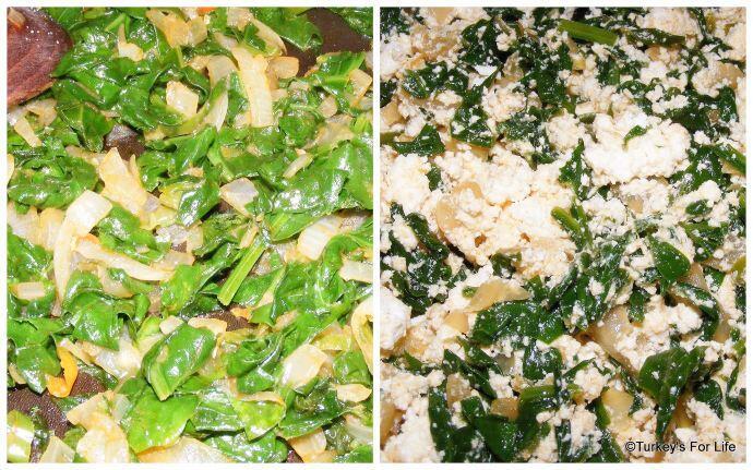 Spinach And Cheese Börek, Kol Böreği