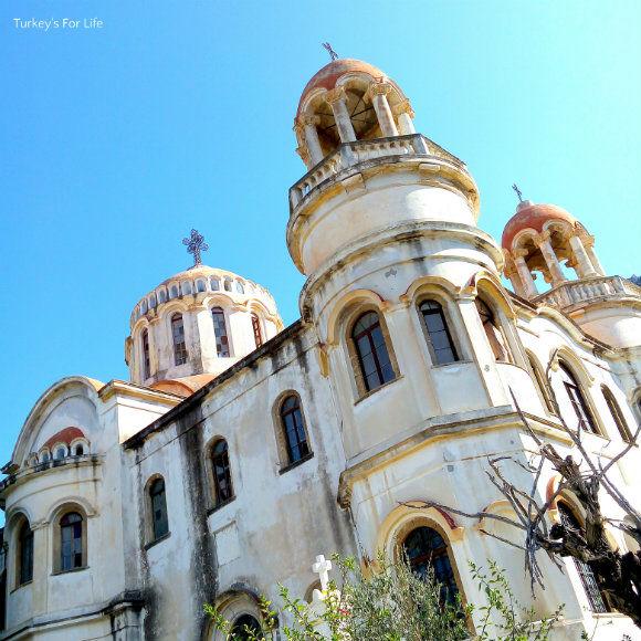 Agios Georgos Tou Horafiou Kastellorizo