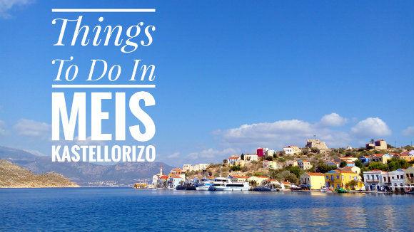 Things To Do In Kastellorizo