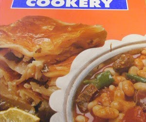 Turkish Cookery Book With Recipes