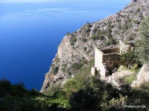 Afkule Monastery, Fethiye