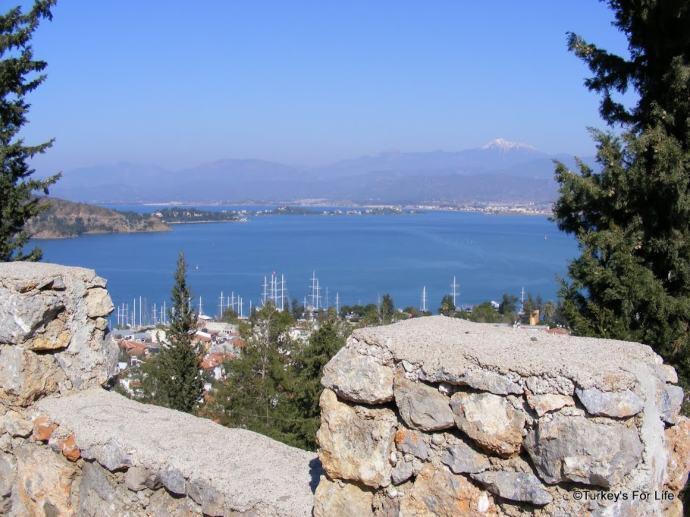 Aşıklar Tepesi, Fethiye
