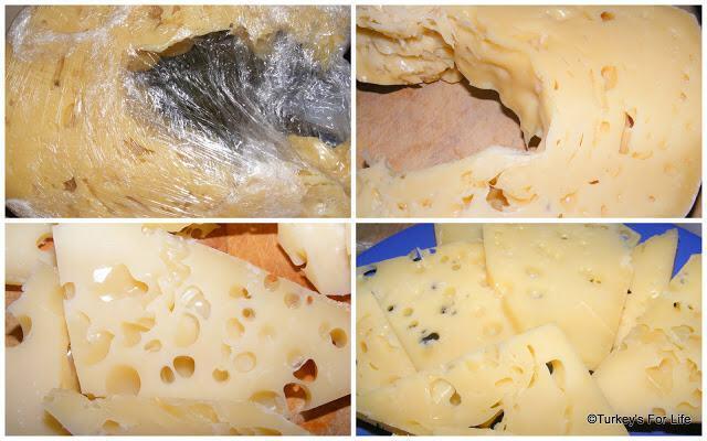 Kars Gruyere Cheese Slices